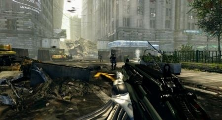 Crysis 2: pericolo