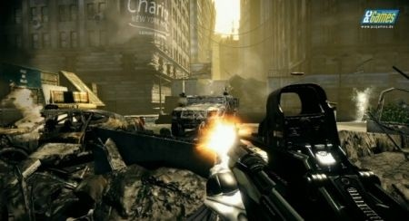 Crysis 2: militari