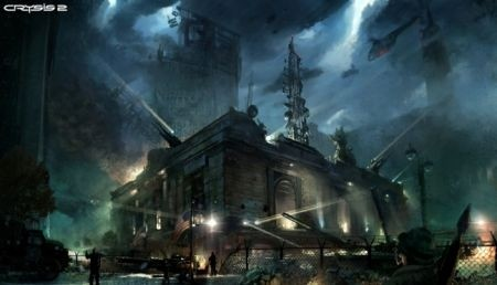 Crysis 2: azione in inedite immagini