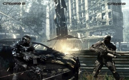 Crysis 2: azione