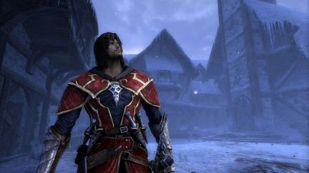 Castlevania: Lords of Shadow - protagonista