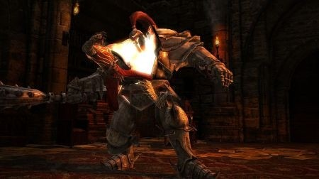 Castlevania: Lords of Shadow - mostro