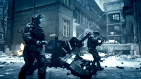 Ghost Recon: Future Soldier - azione