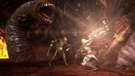 Dante's Inferno: mostri