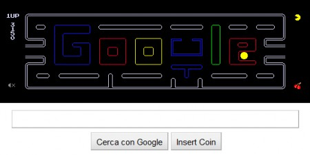 Google Pacman: vittoria