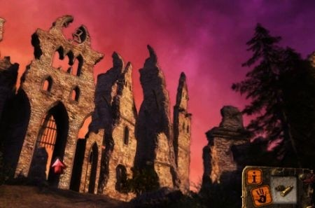 Dracula: The Path of the Dragon iPhone – trama e gameplay