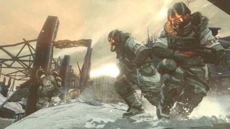 Killzone 3: prime tre immagini del gioco