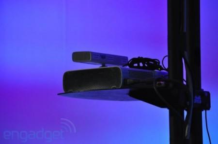 Project Natal D8: telecamera