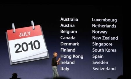 iPhone 4: Italia