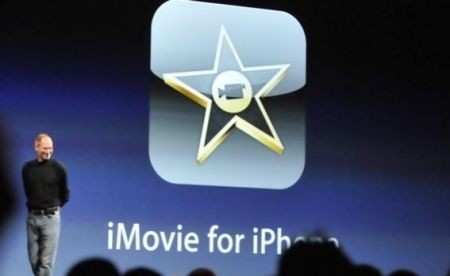iPhone 4: imovie