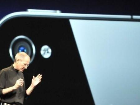 iPhone 4: fotocamera