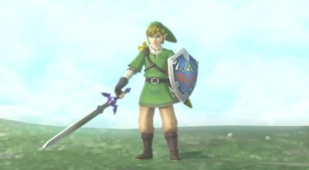 Zelda Skyward Sword presentato all'E3 2010