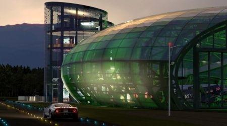 Gran Turismo 5: edificio