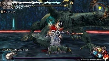 Lord of Arcana mega battaglia contro un boss