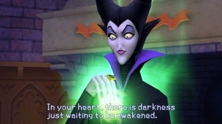 Kingdom Hearts Birth By Sleep Malefica