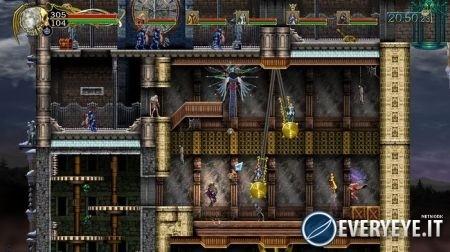 Castlevania Harmony of Despair Zoom speciale