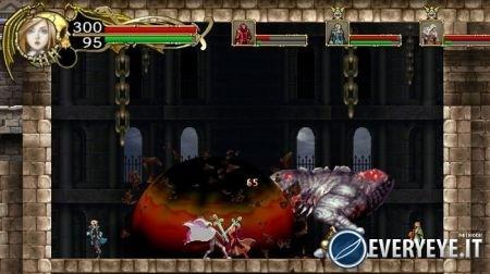 Castlevania Harmony of Despair in immagini