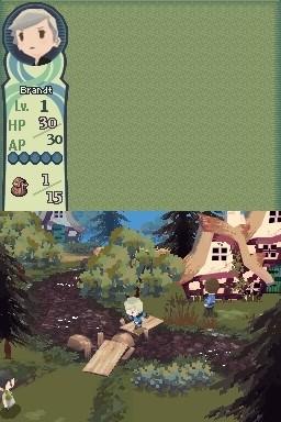 Final Fantasy DS, anteprima in immagini
