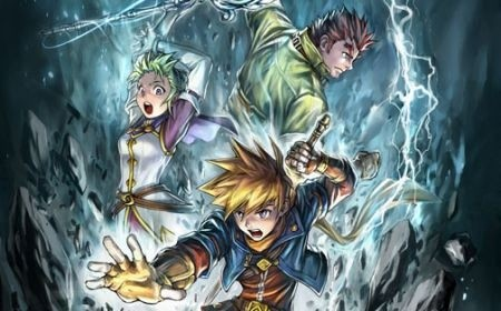 Golden Sun DS protagonisti