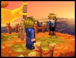 Golden Sun Dark Dawn dialoghi