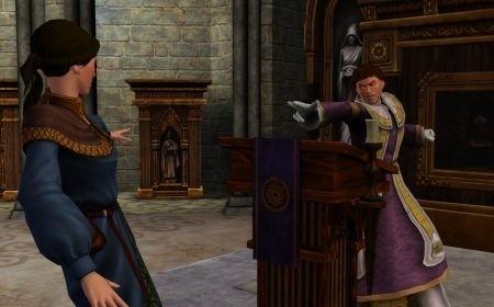 The Sims Medieval immagini personaggi