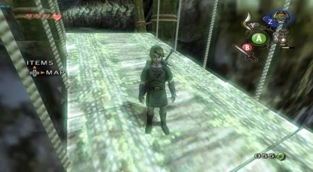 Zelda Twilight Princess dungeon HD
