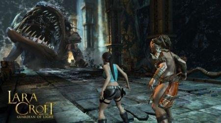 Lara Croft and the Guardian of Light: Lara