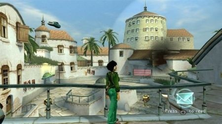 Beyond Good & Evil PS3 e Xbox 360: immagini