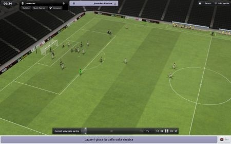 Football Manager 2011: partita