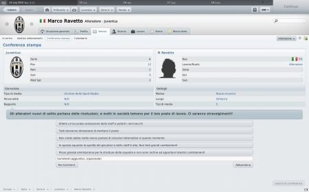 Football Manager 2011: allenatore