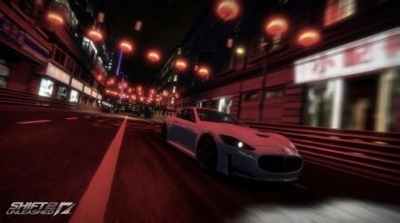 Need for Speed Shift 2 Unleashed: notte