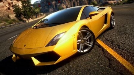 Need for Speed Shift 2 Unleashed: Lamborghini