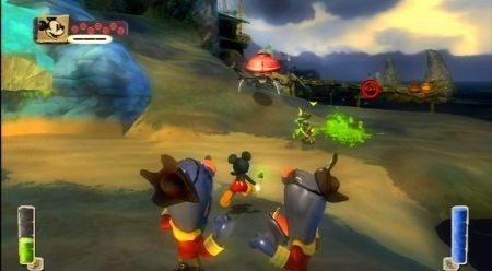 Epic Mickey: nemici