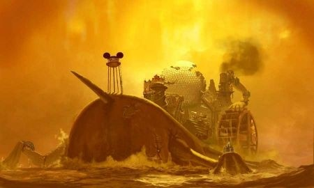 Epic Mickey: artwork