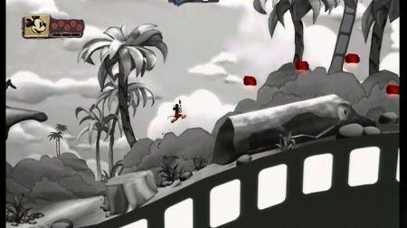 Epic Mickey: ambientazioni