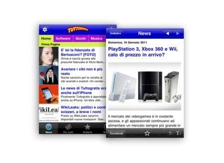 Tuttogratis su iPhone: app gratis disponibile su App Store
