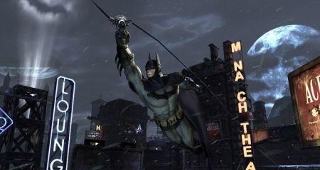 Batman Arkham City: città
