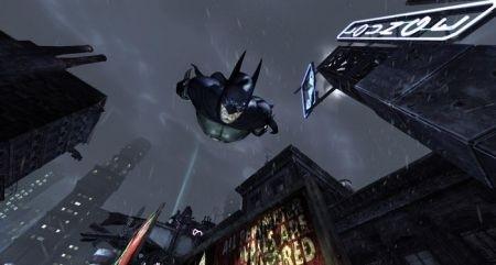 Batman Arkham City: lancio