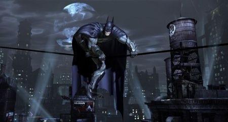 Batman Arkham City: corda