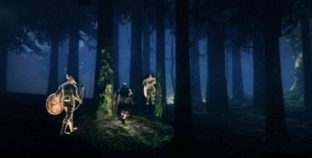 Dark Souls: foresta