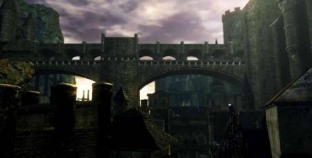 Dark Souls: castello