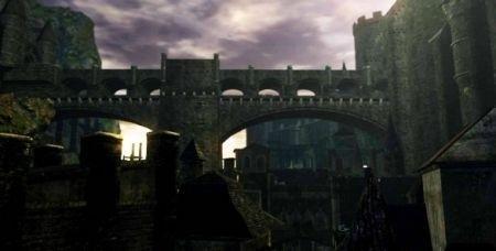 Dark Souls: castello