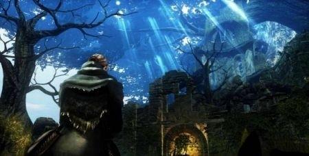 Dark Souls: ambientazioni esplorabili