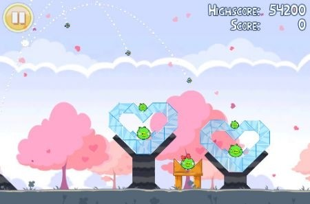 Angry Birds San Valentino: update