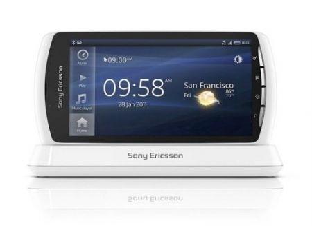 Sony PlayStation Phone: immagini della versione bianca