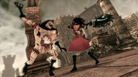 Alice Madness Returns: luoghi