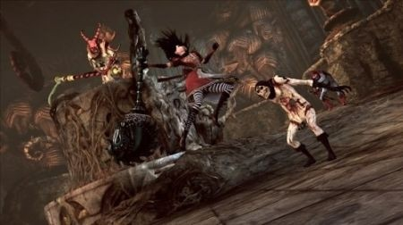 Alice Madness Returns: grafica