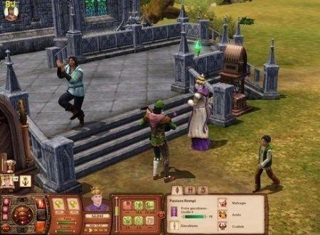 The Sims Medieval: vita