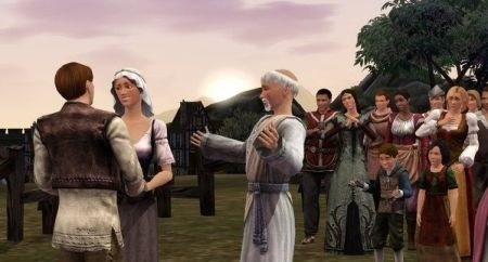 The Sims Medieval: coppia
