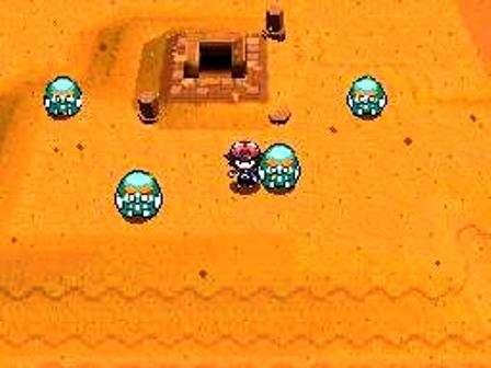 Darmanitan pokemon bianco screen